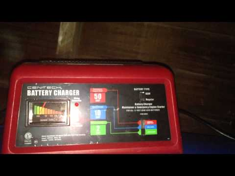 Dead Battery In Car Centech Battery Charger Maintaining Battery In Car Thats Sitting