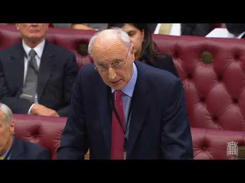 House of Lords - Telford Grooming Scandal