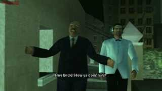 GTA: Liberty City Stories (PS2): FINAL MISSION - The Sicilian Gambit