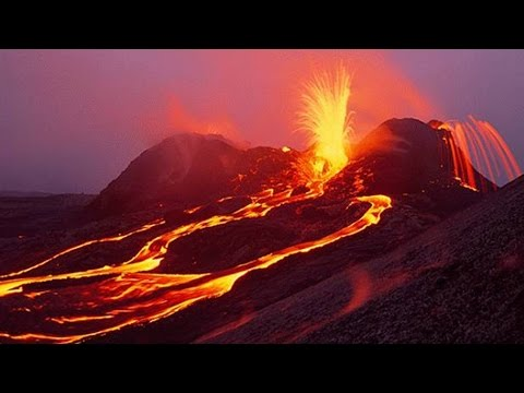 The Land of Volcanic Fury and Tsunamis - Documentary