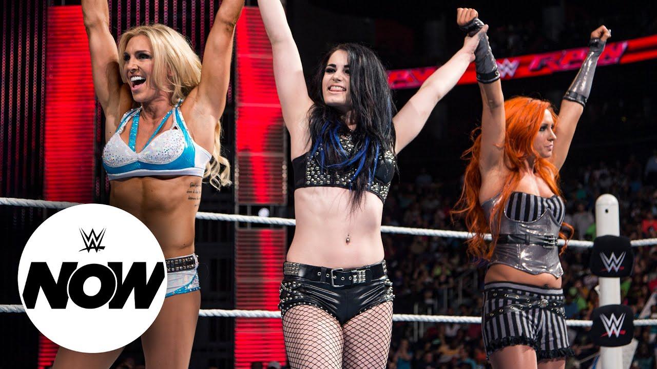 Charlotte Flair leads walk down memory lane for Women's Evolution Week: WWE Now