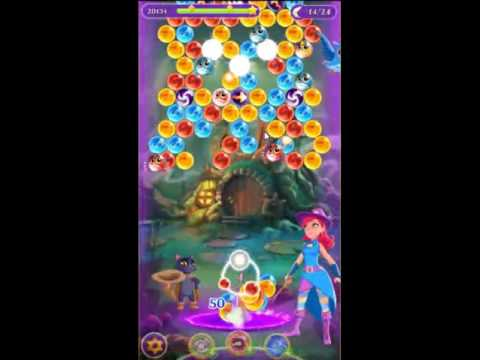 Bubble Witch Saga 3 Level 227 - NO BOOSTERS 🐈