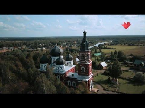 Александро-Невский женский монастырь в Маклаково 2018 год