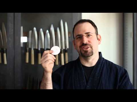 Japanese Knife Imports- Preparing and Maintaining Carbon Steel Blades