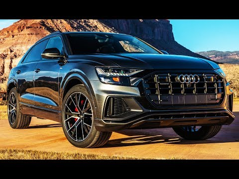 2019 Audi Q8 – Wild Luxury SUV