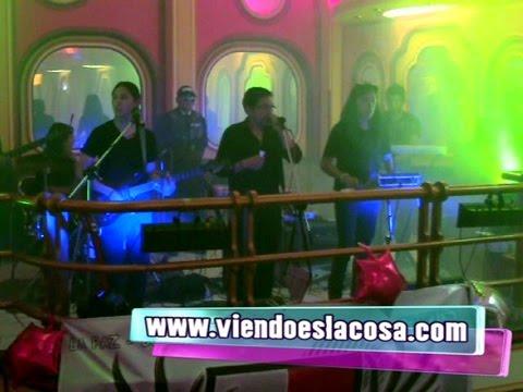 VIDEO: GRUPO TEKI-LA - Extrañándote (Megapuesta) - En Vivo - WWW.VIENDOESLACOSA.COM - Cumbia 2014