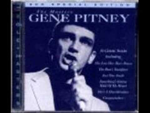 Gene Pitney - Cara Mia W/ LYRICS