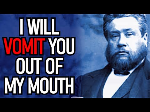 An Earnest Warning about Lukewarmness - Charles Spurgeon Sermon