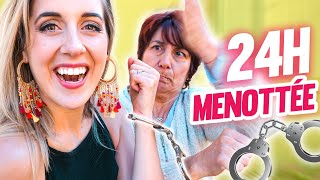 HANDCUFFED TO MY MOTHER for 24 hours (Living HELL) | DENYZEE