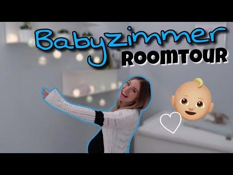 Das BABYZIMMER Ist Fertig!  👶🏼💙 ROOMTOUR | Bibi