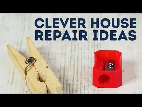 Repair Ideas That Will Make You Wonder How You Managed! L 5-MINUTE CRAFTS