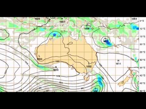 Australian Tropical Cyclone Watch Jan 28-31, 2011