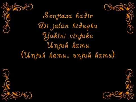 Taufik Batisah - Nafasku With Lyrics