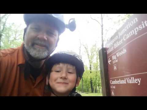 C&O Canal Biking Adventure 2017
