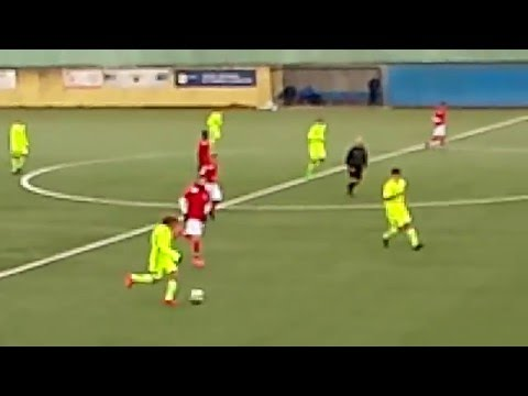Samuel Baffour Awuah: Zero Gravity Sports vs Chievo u15 acad