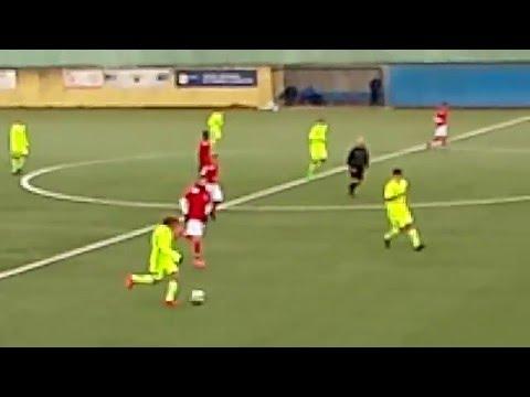 Samuel Baffour Awuah: Zero Gravity Sports vs Chievo u15 academy