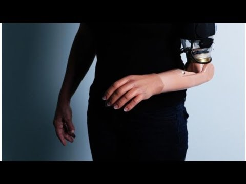Advanced artificial limbs mapped in the brain: the brain re-maps motor and sensory pathways followi