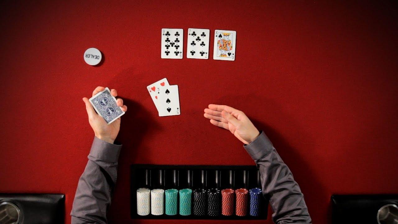 poker bluffen