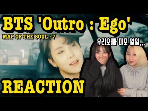 현실 리액션!! BTS (방탄소년단) MAP OF THE SOUL : 7 'Outro : Ego' Comeback Trailer 컴백 트레일러 리액션 REACTION
