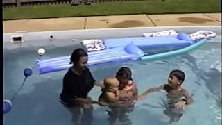 1997 Texarkana pool Mimi Kenzie Kirby Ben Kirby arm twist