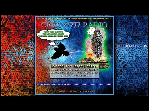 Crrow777 Radio Show and Podcast 077 - The Fall of Social Meda & FEMA
