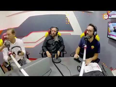 Francesco Totti a Roma radio