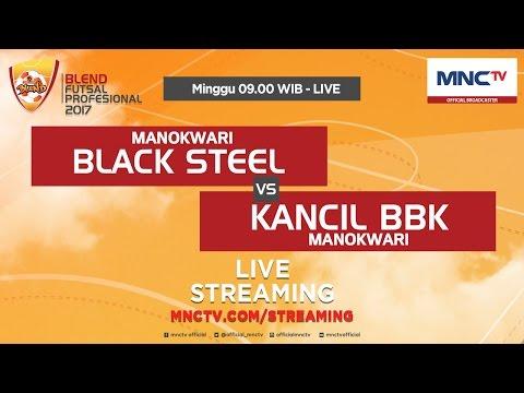Black Steel VS Kancil BBK (FT : 4 - 4) - Blend Futsal Profesional 2017
