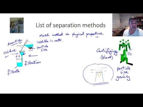 PSM#2 Separation Techniques