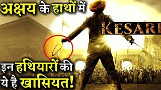 KESARI: A Ring And A Sword In Akshay Kumar's Hands Have A Sp…
