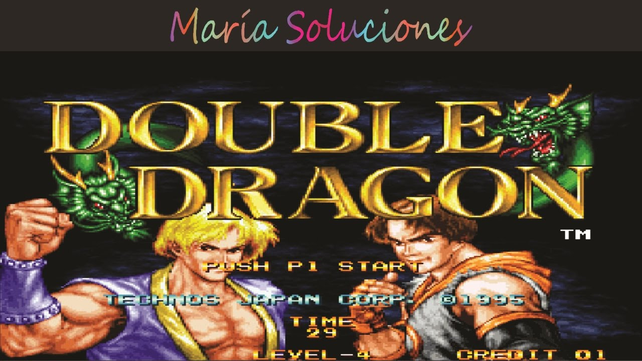 Double dragon mame download