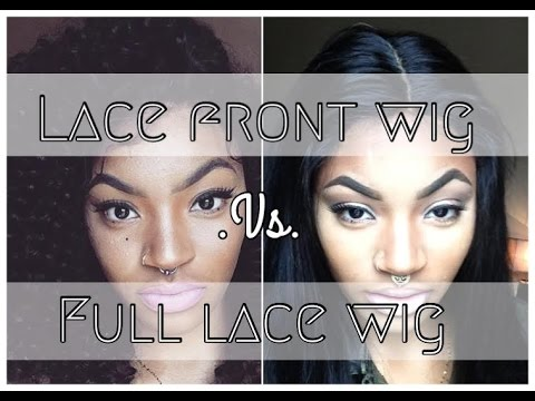 Full Lace Wig Vs Lace Front Wig & Hair Updates | DYHAIR777