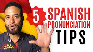 5 Ways To Improve Your Spanish Pronunciation | Improve Your Accent & Speak Clearly