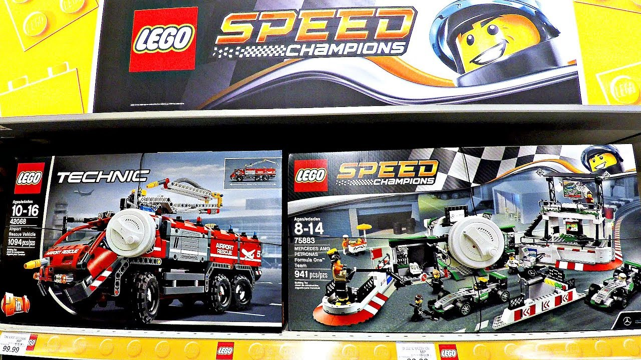 Lego Toy Store Hunting Ninjago Super Heroes Batman Technic