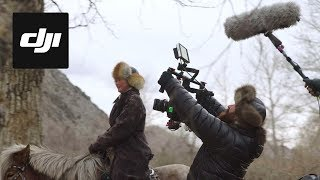DJI World - Behind the Scenes: The Eagle Huntress (Short Film)