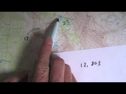 How To Calculate Relief On A Topographic Map.Calculating Relief Mount Jackson Quadrangle Youtube