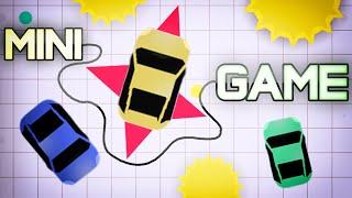 создание мини-игры в Geometry Dash