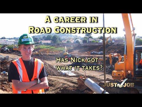 A Career in Road Construction (JTJS12007)