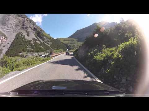 3° EUROPEAN GOLF DAY - Passo dello Stelvio - VW EOS onboard