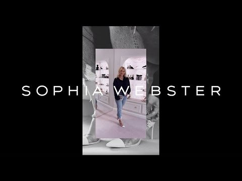 How to Style Sophia Webster Shoellery