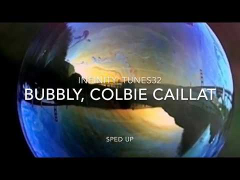 Colbie Caillat Bubbly Sped Up
