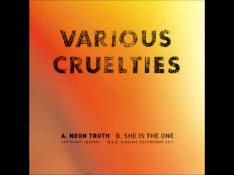 Various Cruelties - She Is The One