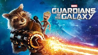 Guardians of the Galaxy Suite #2 (Theme)