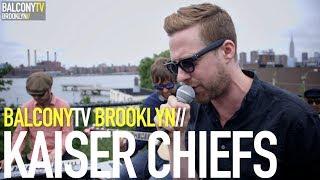 KAISER CHIEFS - COMING HOME (BalconyTV)
