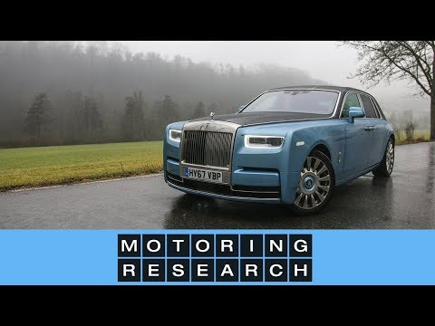 Phantom to the Opera: an incredible Rolls-Royce road trip | Motoring Research