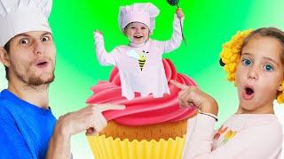 Знаешь ли ты пекаря? Любимая английская песенка The Muffin Man!