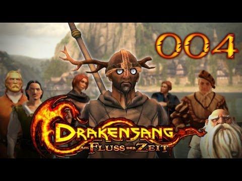 Let's Play Drakensang: Fluss der Zeit #004 - Black Metal Business  [720p] [deutsch]