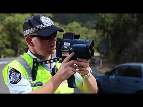 Funny - Australian Police Pull Over Motorist For Amber Light