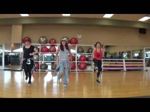 Cardio Hip Hop(Zumba Lovers)Good Time by Charlie Wilson(Pitbull)