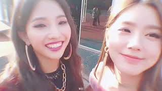 MiSo Funny/Cute Moments | Soyeon(소연) X Miyeon(미연) | VLIVE 181103
