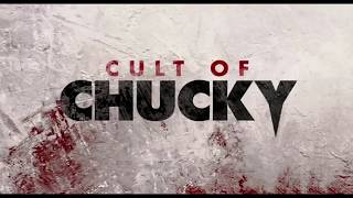 english movie trailers |Cult of Chucky Official Trailer @1 2017 Horror Movie HD HD